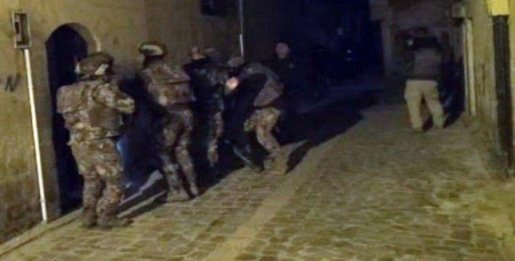Şanlıurfa'da terör operasyonu: 66 gözaltı