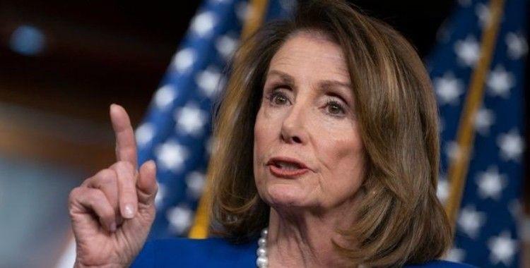 ABD Temsilciler Meclisi Başkanı Pelosi'den Beyaz Saray'a suçlama
