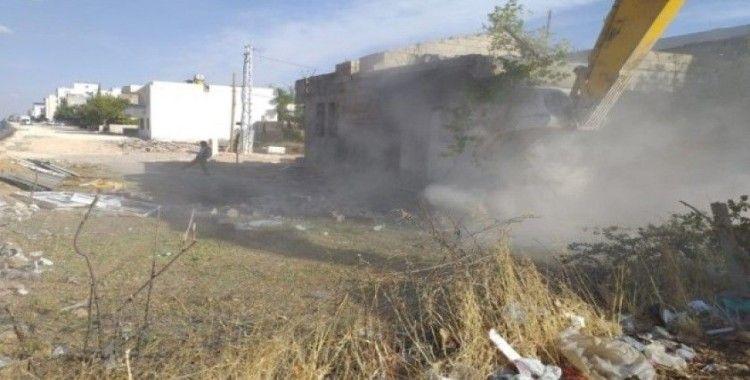 3. Çevreyolu'nda kamulaştırılan son yapılarda yıkılıyor
