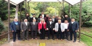 Belediye Kütahyaspor'a destek ziyareti