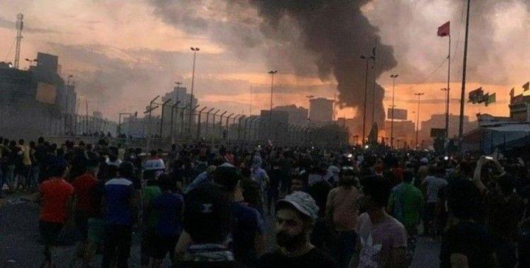 Irak Savunma Bakanlığı ilan ettiği alarmı kaldırdı