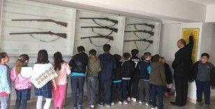 Öğrencilerden 'Milli Mücadele Müzesi'ne ziyaret