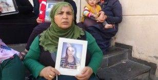 HDP önündeki ailelerin evlat nöbeti 37'nci gününde