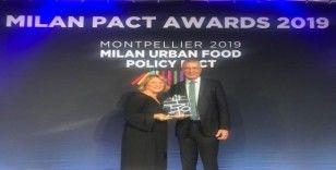Kadın Üretici Pazarı, Milan Paktı Ödüllerinde şampiyon oldu