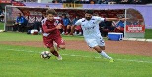 TFF 3. Lig: Yeni Orduspor: 0 - Tokatspor: 0