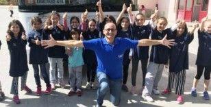 DPÜ Motivasyon Otobüsü Erzincan'da