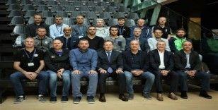 Basketbol Şampiyonlar Ligi'nin ilk başantrenörler toplantısı gerçekleşti