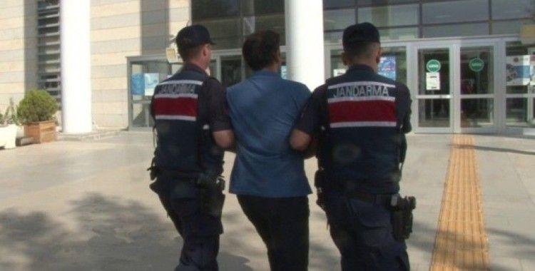 20 ayrı suçtan aranıyordu, jandarma tarafından yakalandı