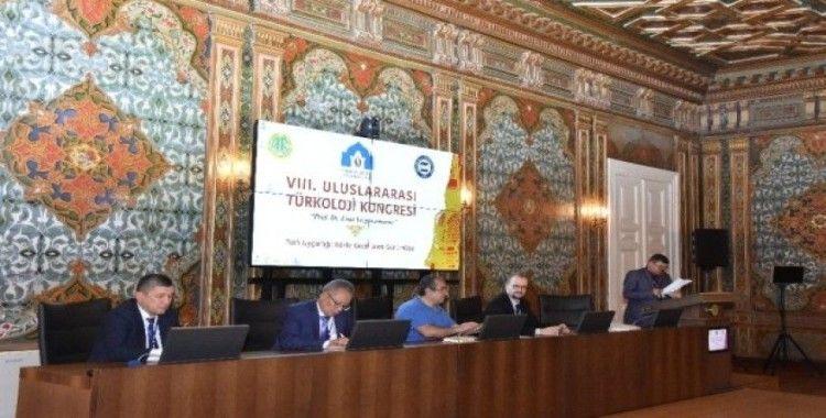8. Uluslararası Türkoloji Kongresi başladı
