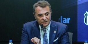 Beşiktaş Kulübü Başkanı Orman: Kararımda bir değişiklik yok