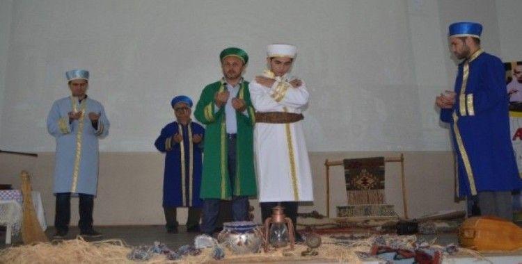 """Bafra'da """"Ahilik Kültür Haftası"""" etkinliği"""