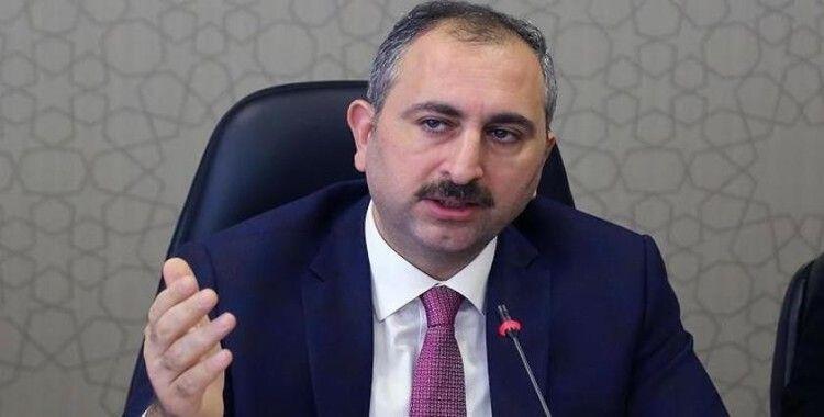 """Adalet Bakanı Gül: """"Hukuku her şeyin üstünde gören anlayışta adalet tecelli olur"""""""