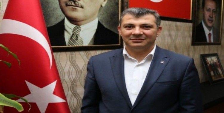 """Altınsoy: """"Şanlı ordumuzun yanındayız"""""""