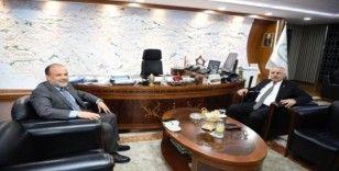 DSİ Genel Müdürü Aydın'ı  ziyaret eden Yavuz'dan 'Söke Çayı' açıklaması