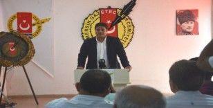 Kaya Tepe MGC Başkan adaylığını açıkladı