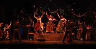 MDOB, Carmen operasını sahneleyecek
