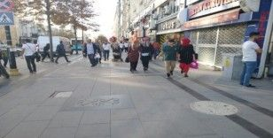 Sivas'ta nüfusun yüzde 12,4'ü yaşlı