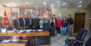 Erzurum'dan gelen aile Bayırköy'e hayran kaldı