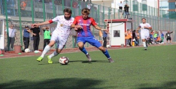 TFF 2. Lig: Elazığspor: 2 - Karabükspor: 3