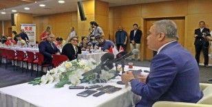 Antalya'ya 40 bin metrekarelik afet toplanma merkezi