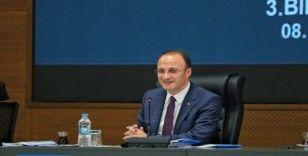 Pamukkale Belediyesi'nin 2020 yılı bütçesi 230 milyon TL olarak belirlendi