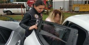 Uyuşturucudan gözaltına alınan genç kıza adli kontrol