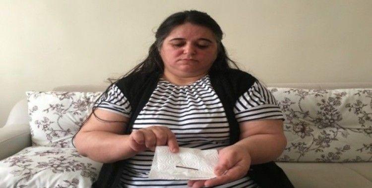 Karın ağrısı şikayetiyle hastaneye giden kadının midesinden çıkan şok etti