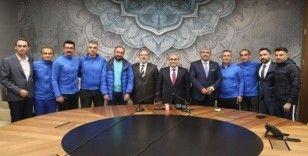 Belediye Kütahyaspor altyapı akademisi protokolü imzalandı
