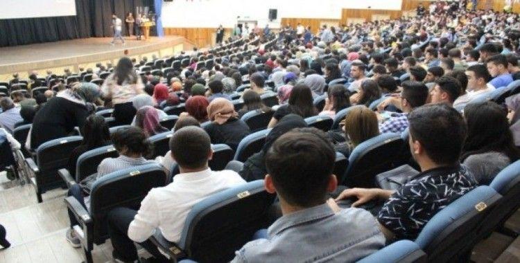 Fırat Üniversitesi'nde 'Oryantasyon ve Buluşma' programı