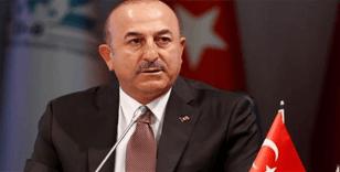 """Çavuşoğlu: """"Bu harekat bölgenin istikrarı ve güvenliği için önemli bir harekat olacak"""""""