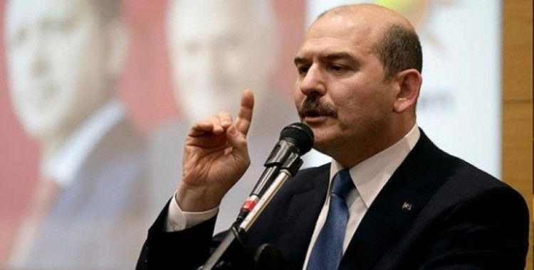 """İçişleri Bakanı Soylu: """"Bu bir savaş değil, bu bir terörle mücadele"""""""