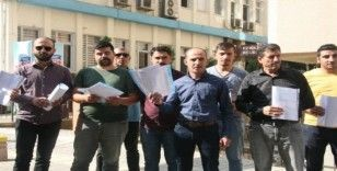 CHP'li Merkezefendi Belediyesi'nde işten çıkarılanlar Kılıçdaroğlu'ndan iş istedi