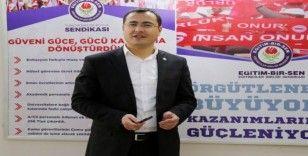 """Başkan Öner: """"Barış pınarı harekatını destekliyoruz"""""""