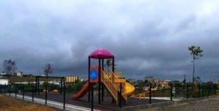Gebze Belediyesi'nden Kirazpınar'a yeni bir park