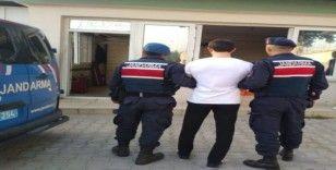 Cezaevi firarisi yol uygulamasında yakalandı