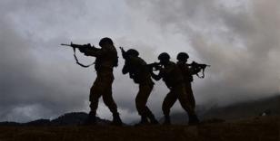 5 YPG'li terörist etkisiz hale getirildi