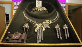 1,6 milyon dolarlık dev kolye