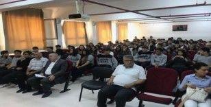 Meslek lisesi öğrencilerine ahilik semineri