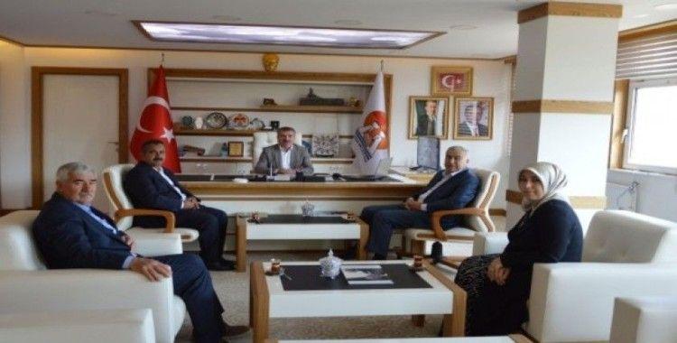 """Başkan Özdemir: """"Allah tüm güvenlik güçlerimize kolaylık versin"""""""