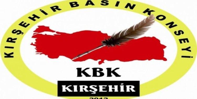 Kırşehir Basın Konseyinden 'Barış Pınarı Harekatı'na destek açıklaması