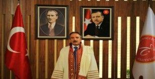"""NEVÜ Rektörü Prof. Dr. Mazhar Bağlı'nın """"Barış Pınarı"""" harekatı mesajı"""