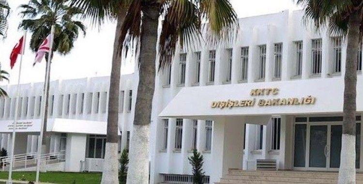 KKTC Dışişleri Bakanlığından Kapalı Maraş açıklaması