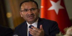 """Anayasa Komisyonu Başkanı Bozdağ: """"Barış Pınarı uluslararası hukuka uygundur"""""""