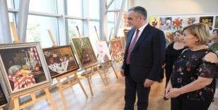 Konyaaltı Belediyesi'nde resim sergisi