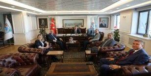 """Başkan Palancıoğlu, """"Bilirkişilik ve Uzlaştırma Komisyonları Adalet Mekanizmasının Bir Parçasıdır"""""""