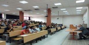 Nazilli MYO'da seminerler devam ediyor