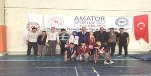 Özel çocuklar için Spor Şenliği