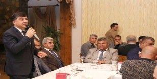 Başkan Fadıloğlu spor camiasıyla buluştu