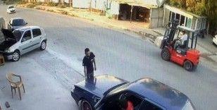 Rekor kıran GTA oyunu Adana'da gerçek oldu