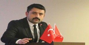 MHP Rize Teşkilatı'ndan Barış Pınarı Harekatı'na destek